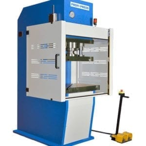 PPCM C-Frame Press produced by RHTC offered by WorkshopPress.co.uk